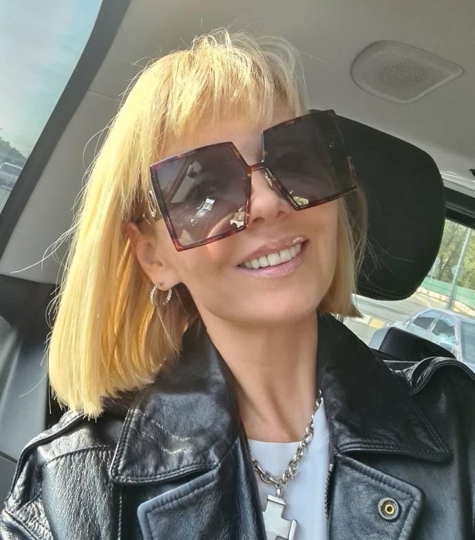 Рейтинг дня: Валерия примерила образ рокерши-интеллигентки