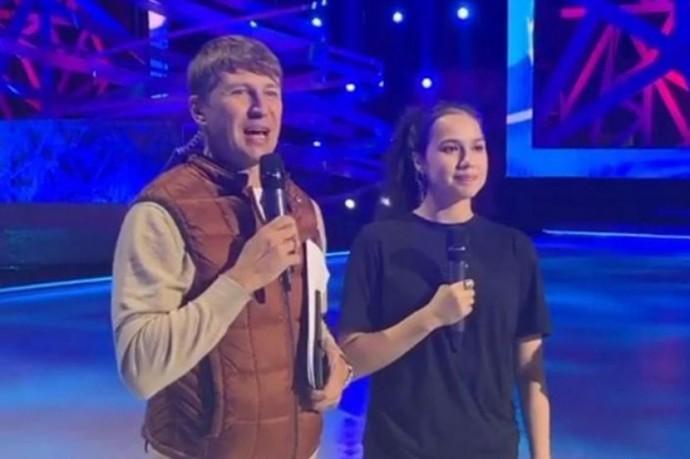 """Зрители требуют убрать Алину Загитову из шоу """"Ледниковый период"""""""