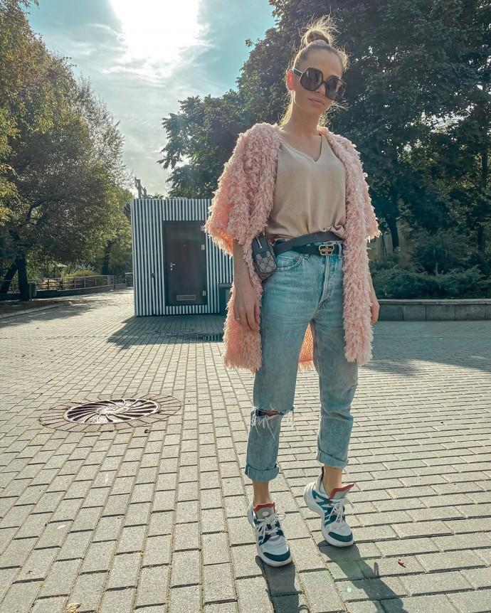 Рейтинг дня: Анну Хилькевич приняли за подростка в рваных джинсах