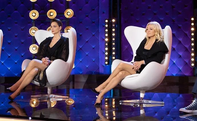 Яна Рудковская продемонстрировала стройные ноги без фотошопа