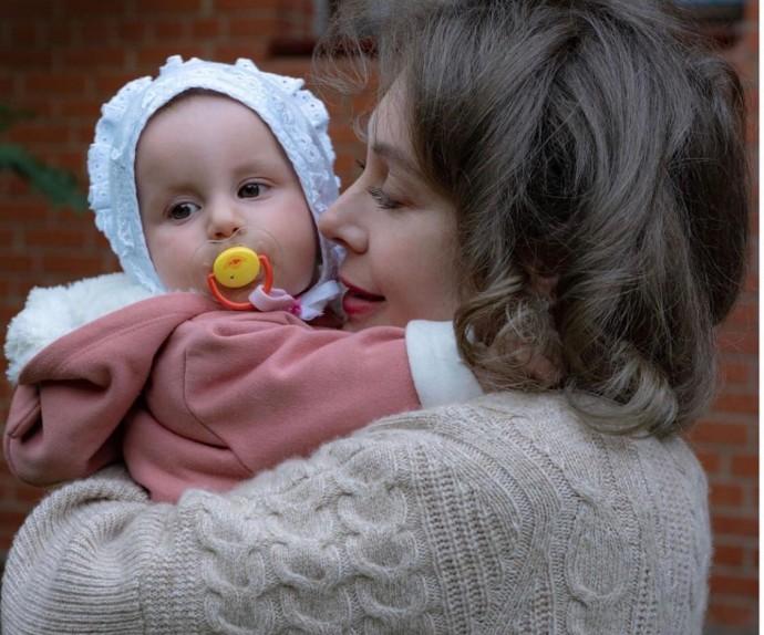 Bozena Rynska and her daughter contract the coronavirus