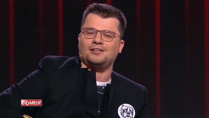 "Garik Kharlamov laughed at Christina Asmus on the air of ""TNT"""
