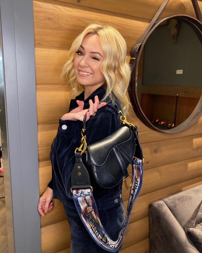 """""""The child does not recognize you!"""": Yana Rudkovskaya was criticized as a mother because of a new bag"""