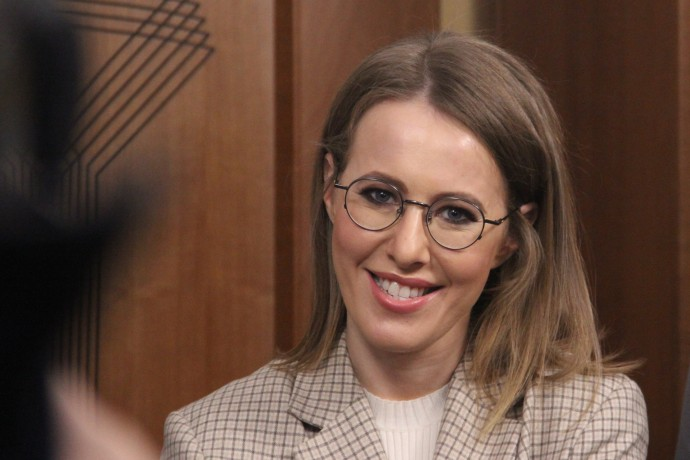 Ksenia Sobchak commented on information about her infection with coronavirus