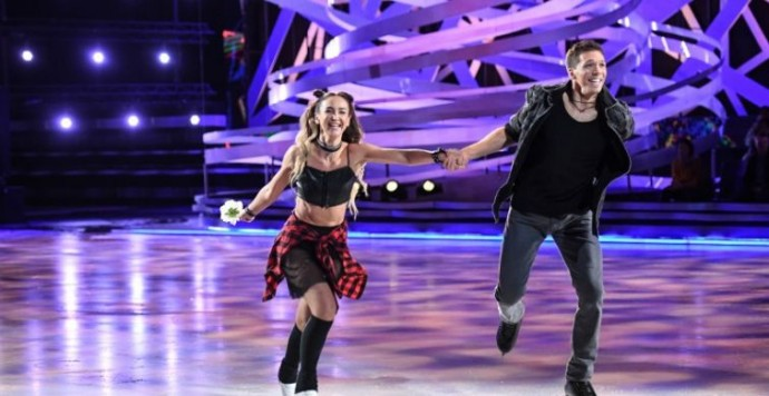 Vladimir Marconi is confident that Olga Buzova will be dragged to the final of the Ice Age show