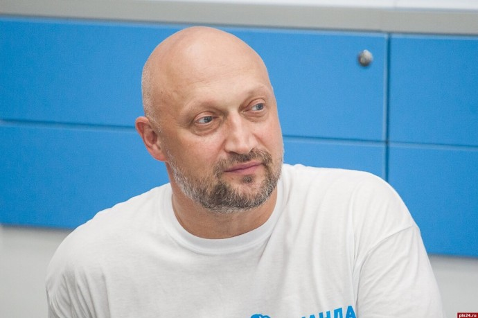 Gosha Kutsenko responded to accusations of harassment of a blogger