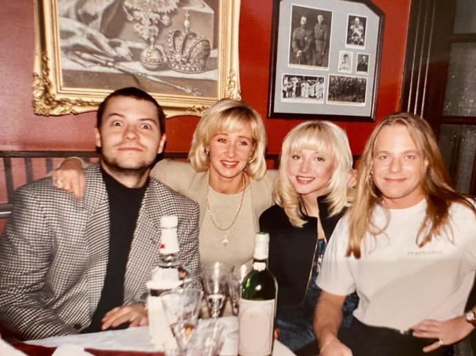 Поклонники не узнали Федора Бондарчука с волосами на ретро-снимке