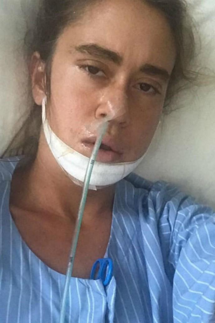 """""""Proved that she is not completely abnormal"""": Lyubov Uspenskaya"""