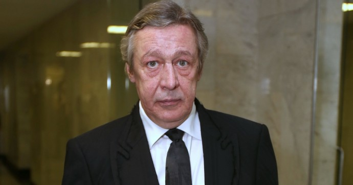 Actor Mikhail Efremov confessed in the pre-trial detention center