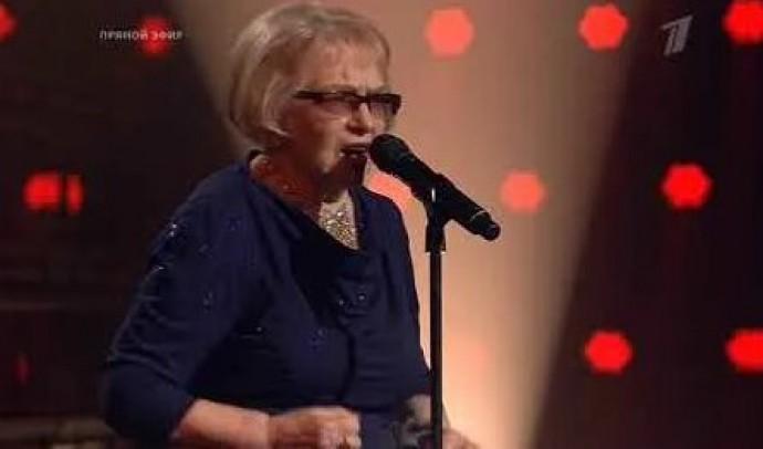 """91-летяя победительница шоу """"Голос 60+"""" поделилась, на что потратит выигранный миллион"""