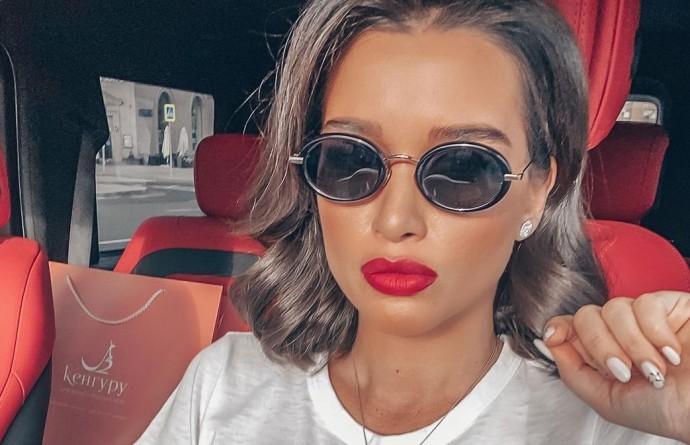 Ksenia Borodina admitted that she cries when injecting Botox