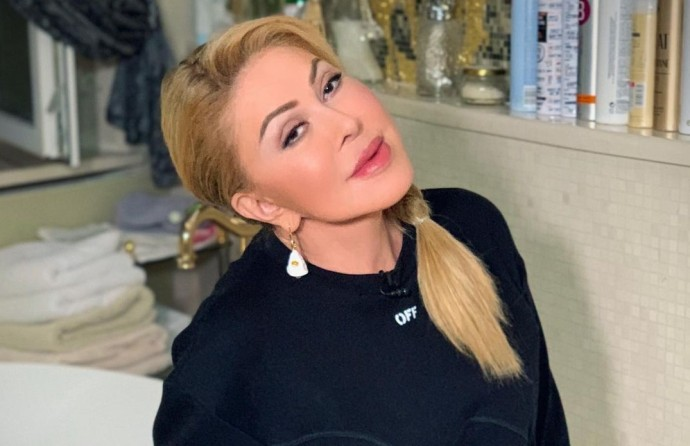 Lyubov Uspenskaya admitted that the wife of her ex-husband wanted to take her last name away