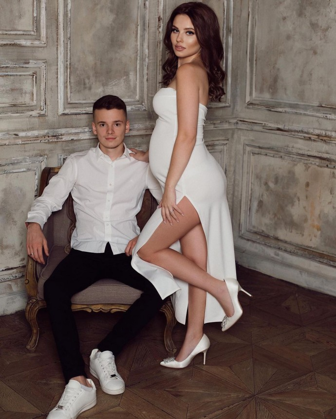 Arseny Shulgin admitted that his wife is pregnant