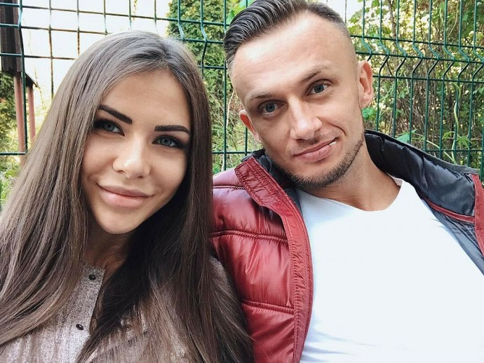 Husband Sofia Stuzhuk was buried in a closed coffin