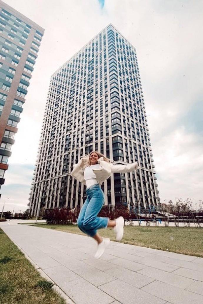 Rita Dakota bought two apartments in Moscow