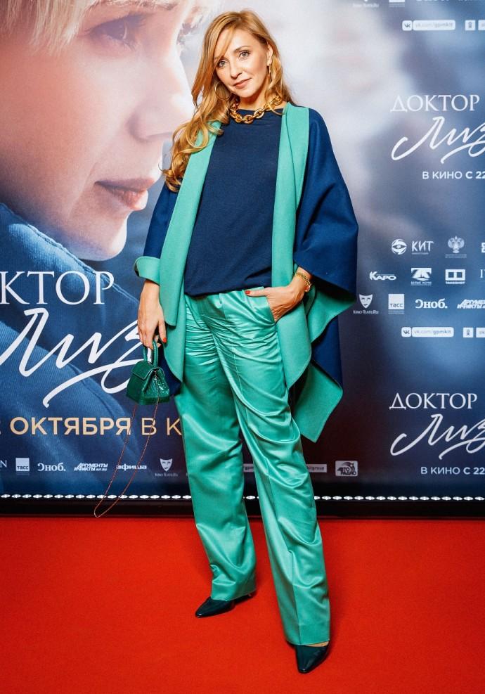 Рейтинг дня: Татьяна Навка намекнула на разлад в отношениях с Дмитрием Песковым