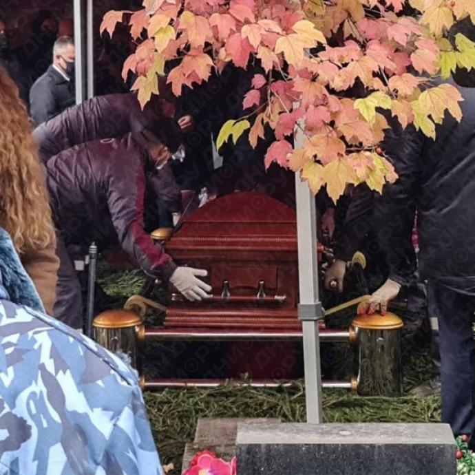 В Москве прошли похороны Ирины Скобцевой
