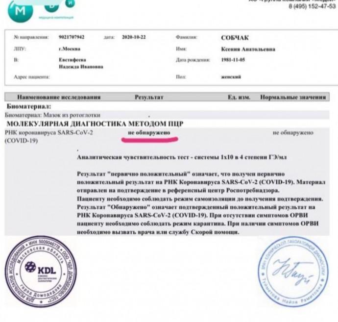 Ксении Собчак пришлось оправдываться из-за Константина Богомолова