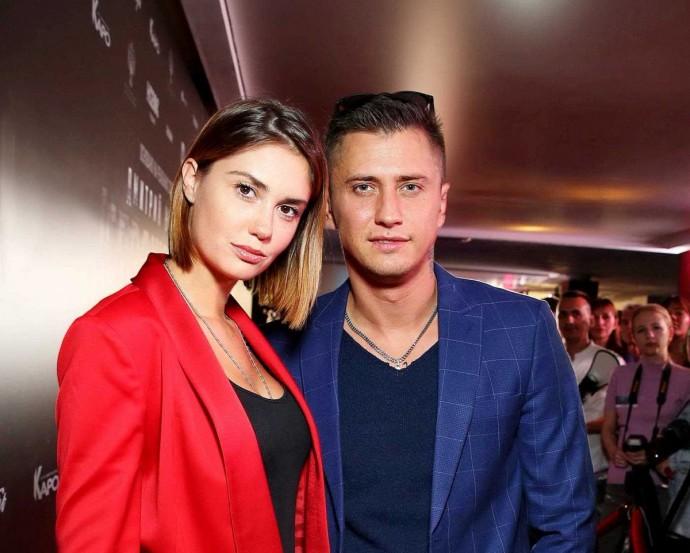 Павел Прилучный отметил свой день рождения с детьми