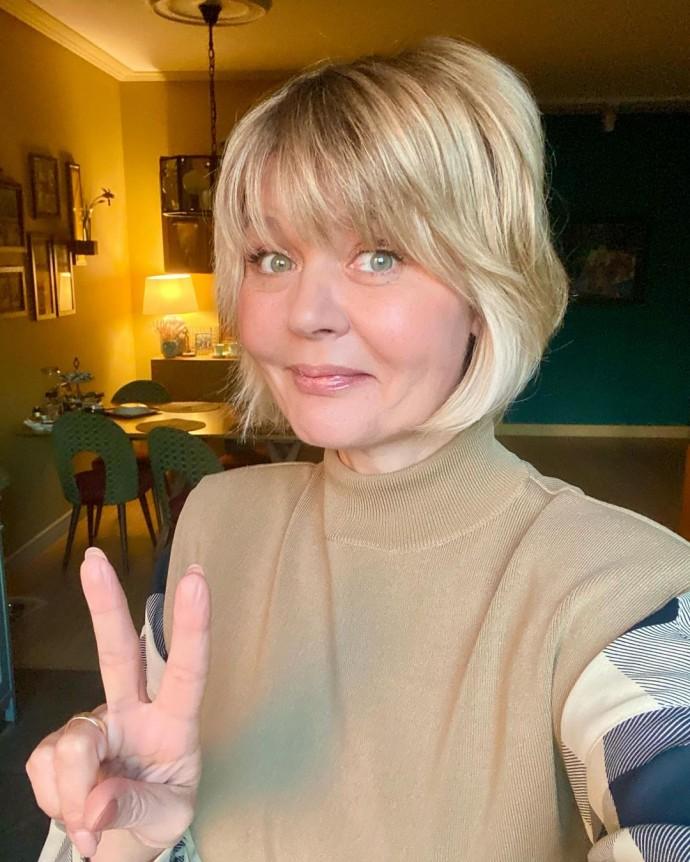 Юлия Меньшова дала совет женщинам за 50 - почаще обнажаться