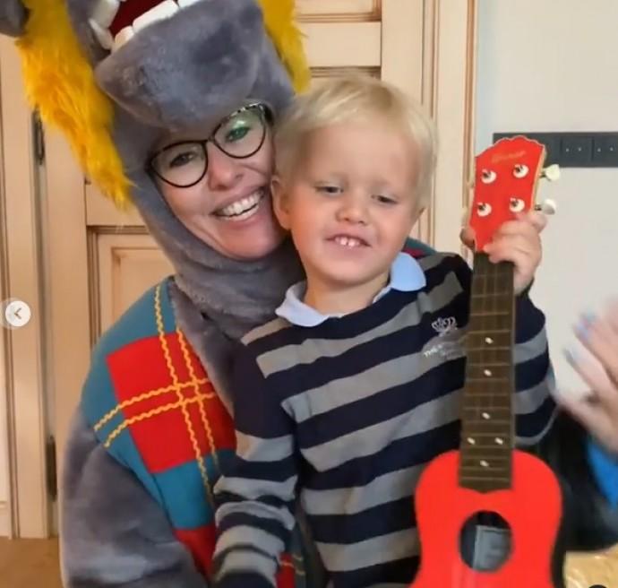Ксения Собчак воссоединилась с Максимом Виторганом, чтобы отпраздновать день рождения общего сына