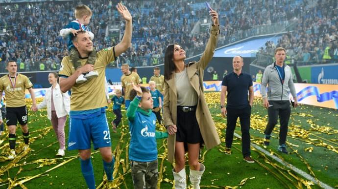 Кто такая Кристина Дзюба – терпеливая жена футболиста по имени Артём