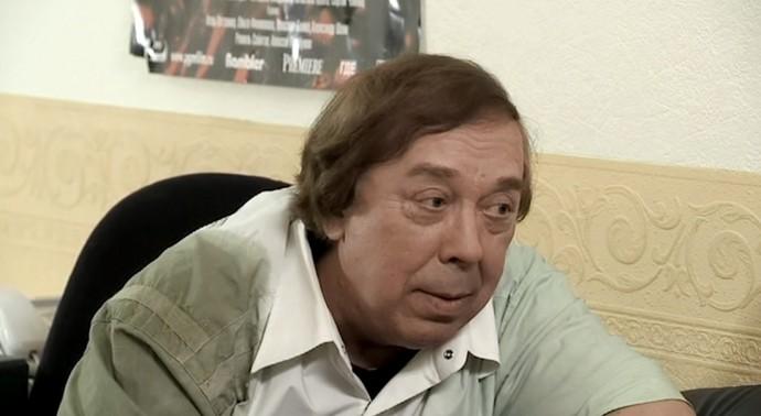 Умер актер Владимир Фирсов