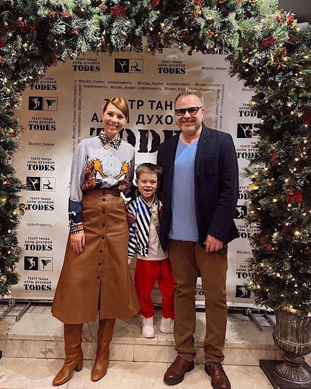 Наталья Подольская и Владимир Пресняков расплакались из-за выступления сына