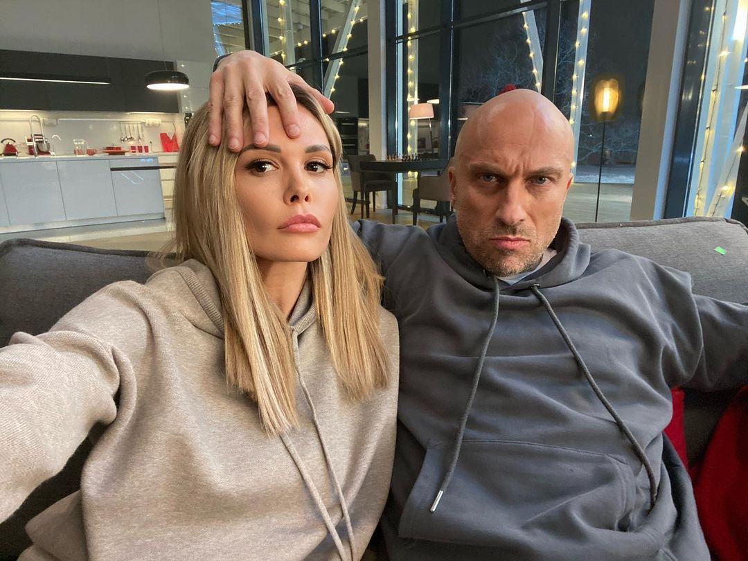 Мария Горбань и Дмитрий Нагиев опубликовали совместный провокационный снимок