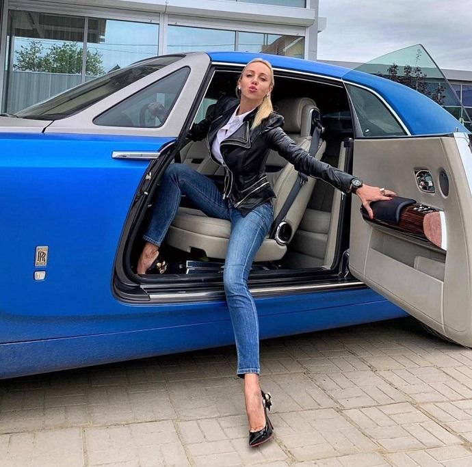 Хакеры взломали аккаунт пермской бизнесвумен Юлии Поздняковой