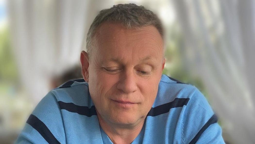 Сергей Жигунов госпитализирован с COVID-19