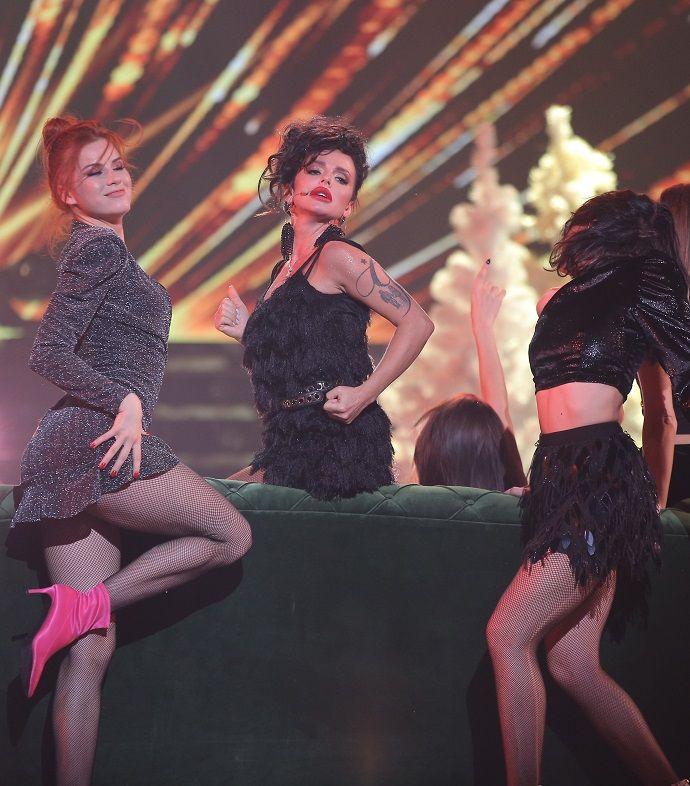 Юлия Волкова была вынуждена смотреть, как любимый занимается сексом с другой