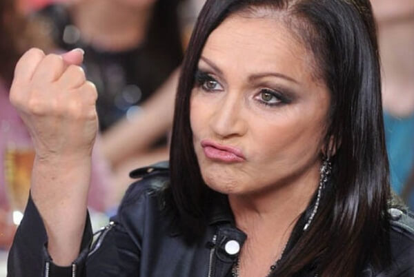 Sofia Rotaru against the marriage of her granddaughter