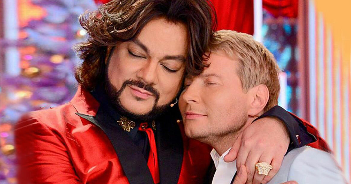 Philip Kirkorov said that he wants to be buried next to Nikolai Baskov