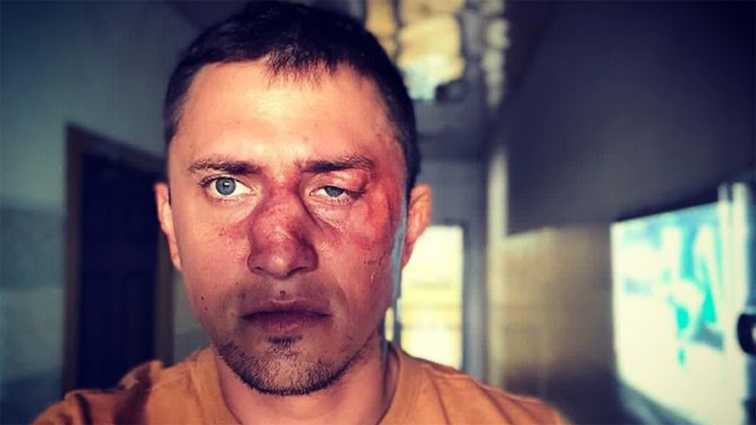 The businessman, who had a fight with Pavel Priluchny, assures that he did not beat the actor