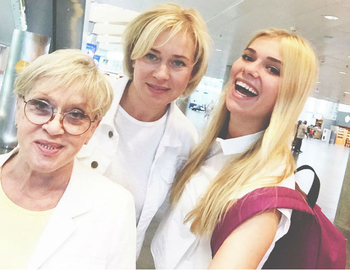 Alisa Freundlich's granddaughter hospitalized
