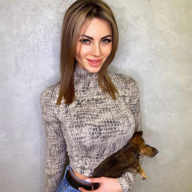 Anna Bryanskaya was injured in an accident
