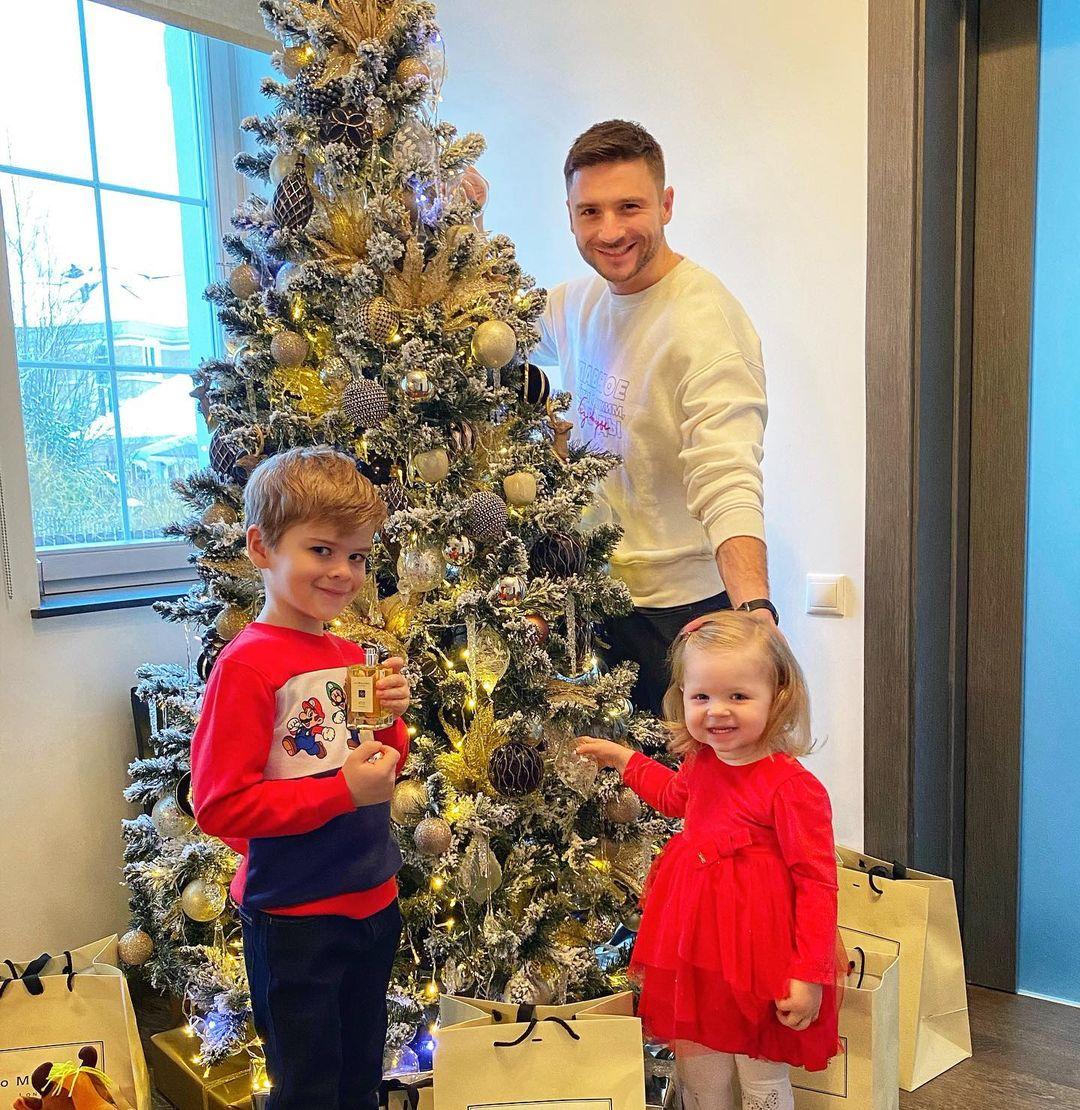 Сергей Лазарев рассказал о подарках на новый год своим детям