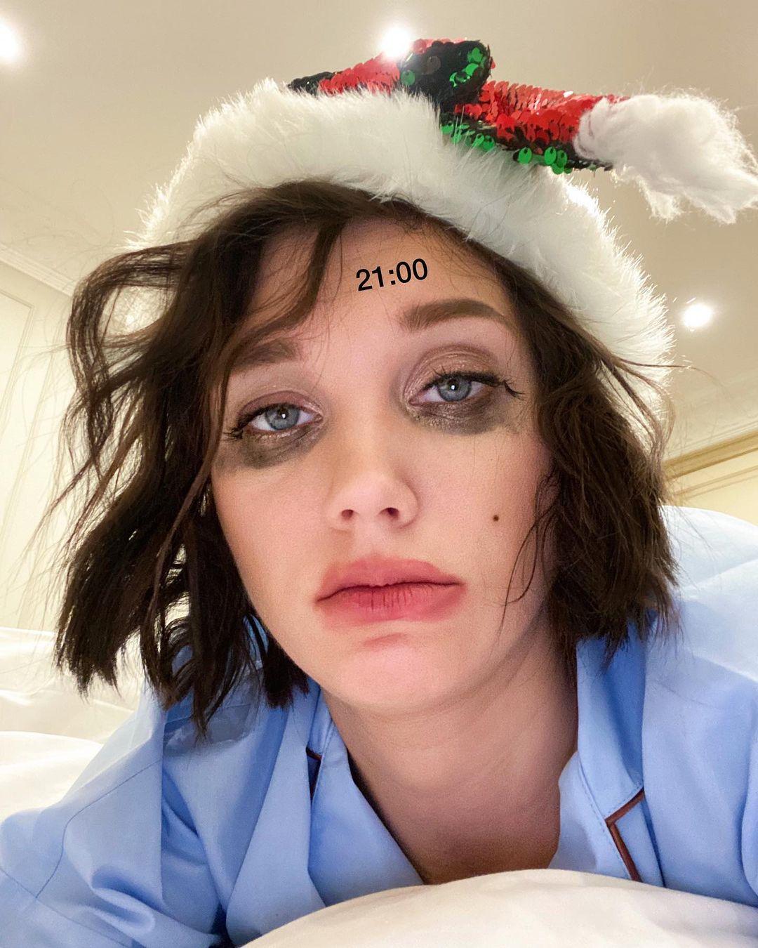 Новый бойфренд Кристины Асмус подарил ей коробку хлоргексидина на Новый год