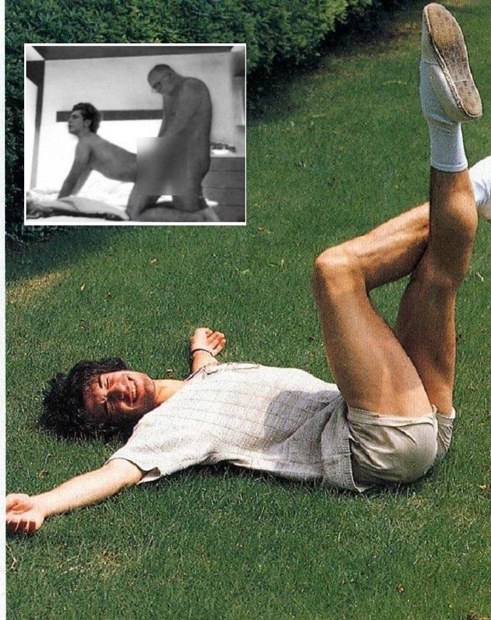 """""""У меня очень специфичные ноги"""": Николай Цискаридзе оправдался за фото секса с мужчиной"""