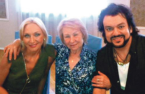 Филипп Киркоров посоветовал бывшей домработнице Люсе заткнуться