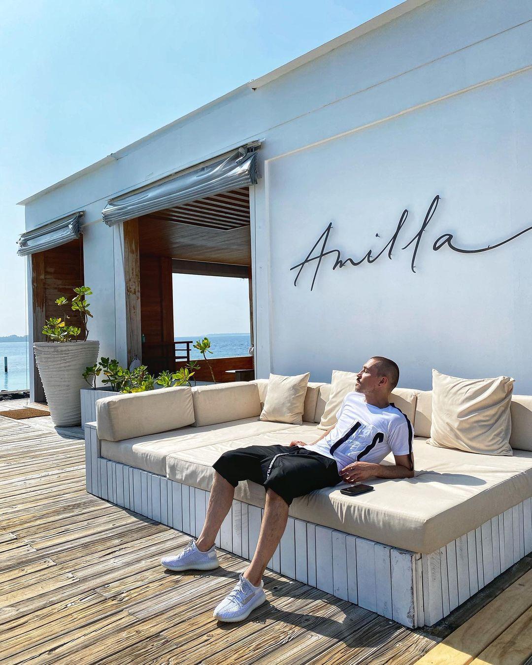 Дима Билан потратил на отдых на Мальдивах почти 5 миллионов рублей
