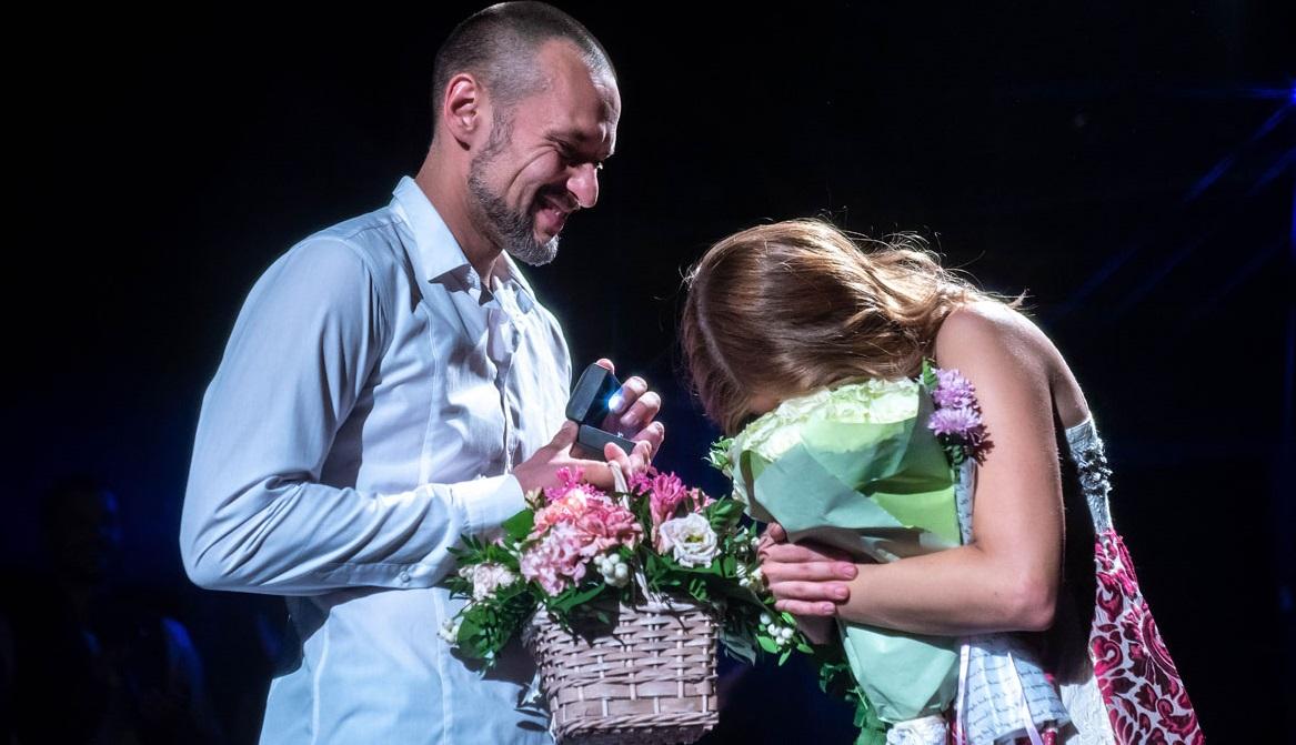 Катерина Шпица призналась, почему перенесла свадьбу с Русланом Пановым
