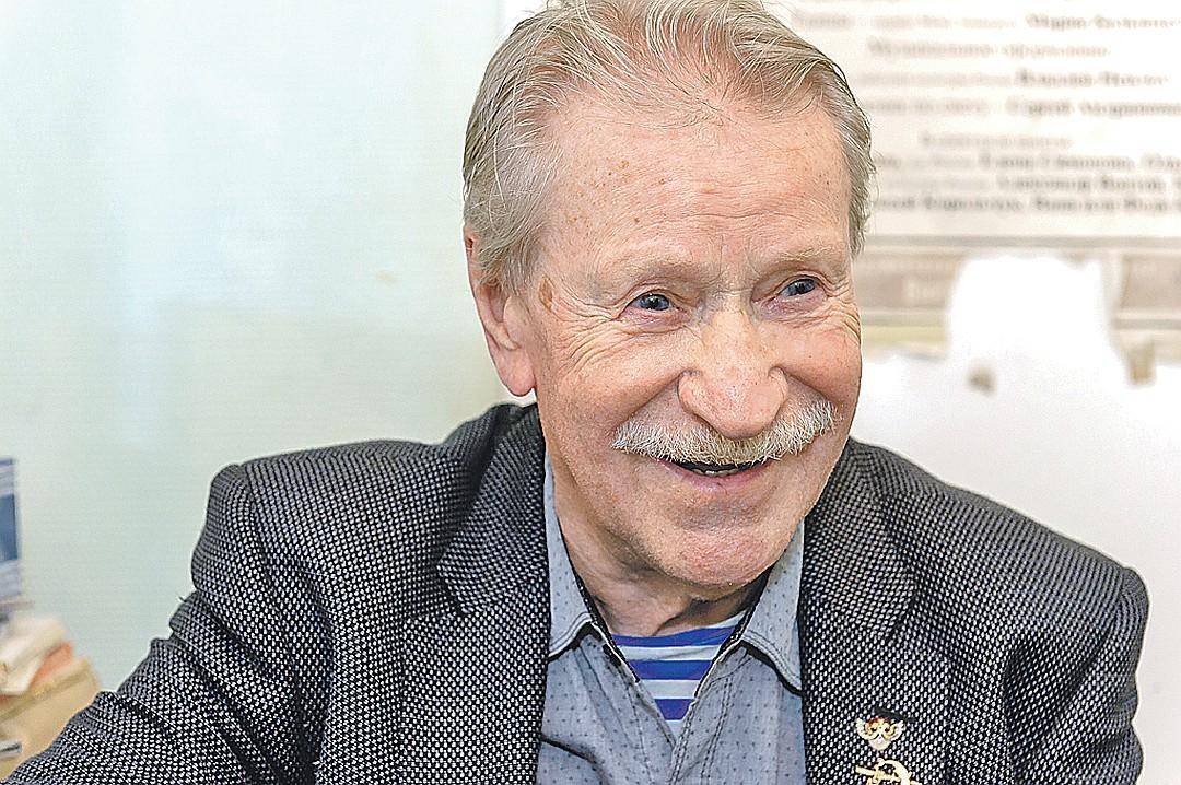 90-летний Иван Краско в шестой раз стал отцом