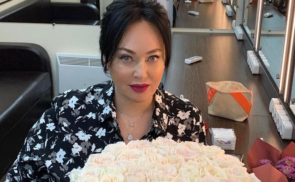 Лариса Гузеева пожаловалась на лишние килограммы после новогодних праздников