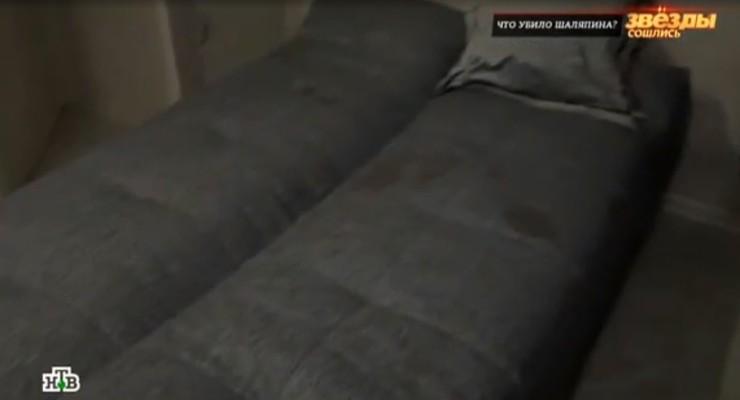 Вся квартира в крови: новые фото-подробности о смерти комика Александра Шаляпина
