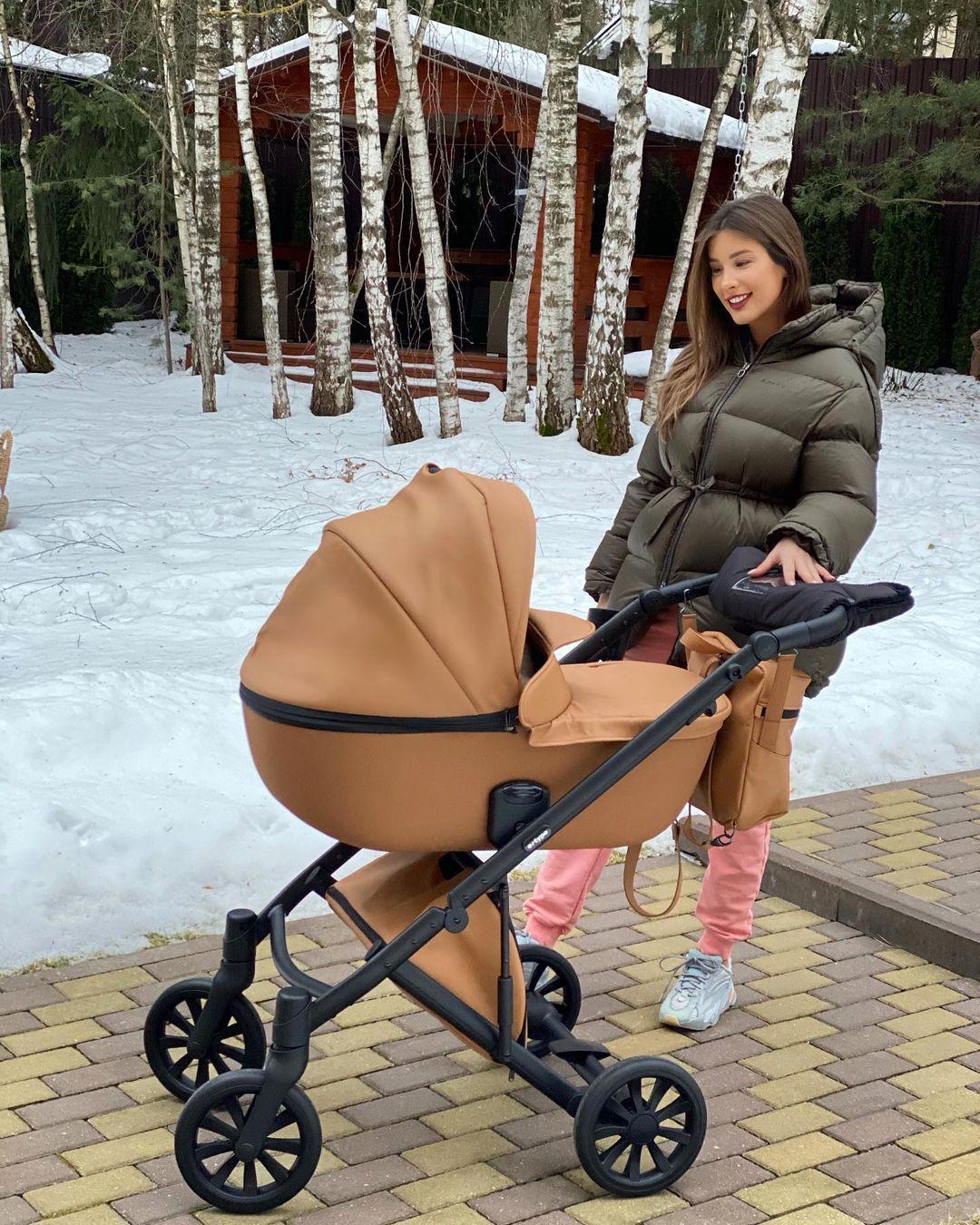 Кети Топурия поделилась трогательным видео дочери и сына