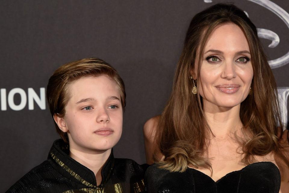 Дочь Брэда Питта и Анджелины Джоли больше не носит фамилию отца