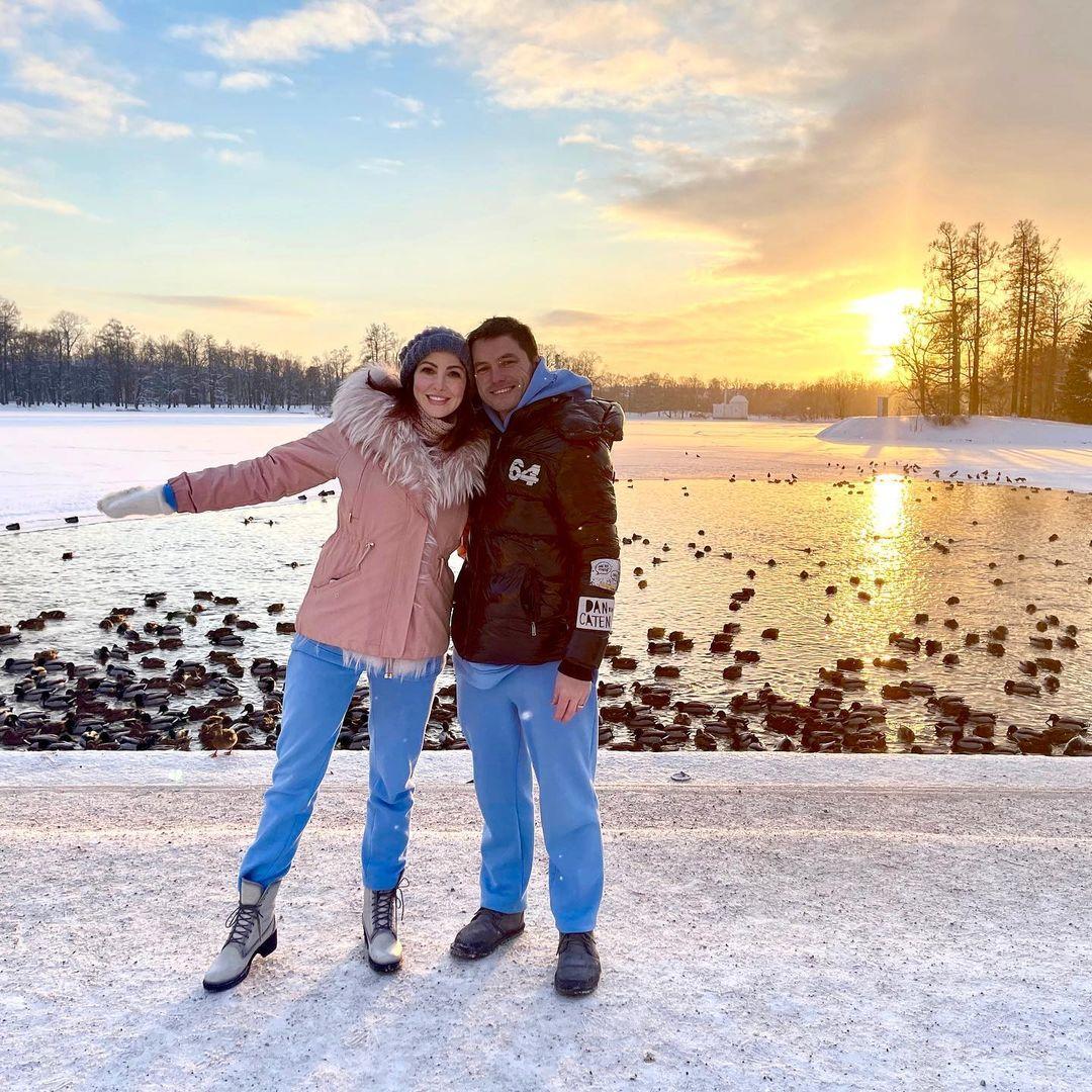 Анастасия Макеева впервые показала своего нового возлюбленного - строителя