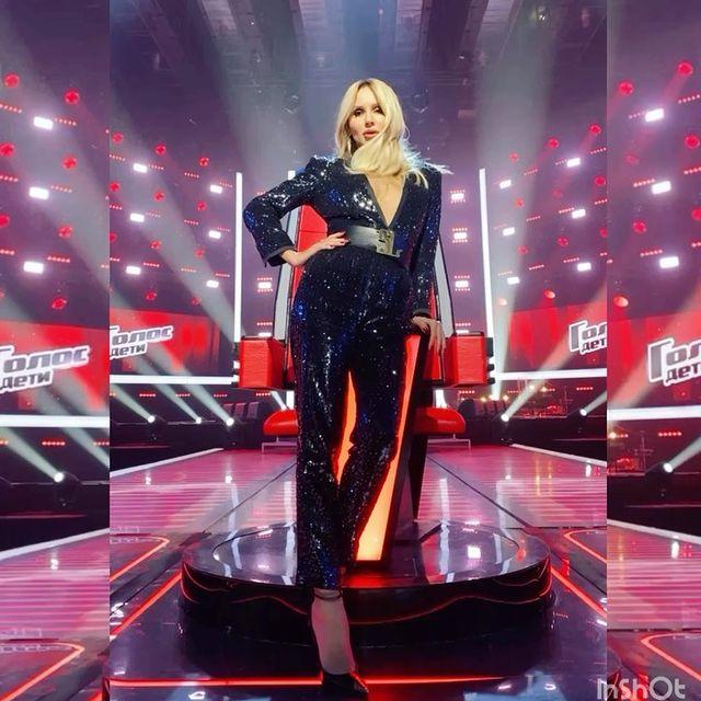 """Зрителей шоу """"Голос"""" возмутил наряд Светланы Лободы на детском конкурсе"""
